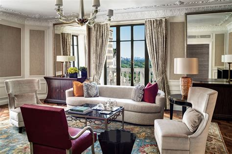living in a hotel room the st regis new york debuts a new era of glamour