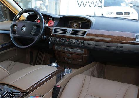 Trim Upholstery Bmw 730d E65 Facelift Ez Auto