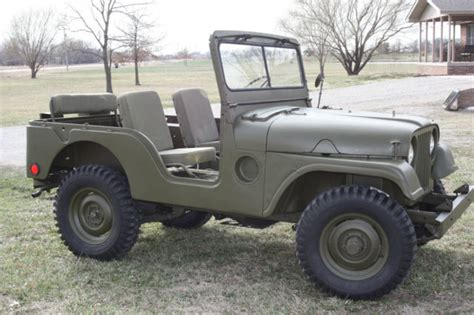 1954 willys jeep 1954 willys m38a1 jeep classic willys 1954 for sale