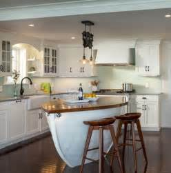 galley kitchen designs with island best 25 nautical kitchen ideas on pinterest nautical