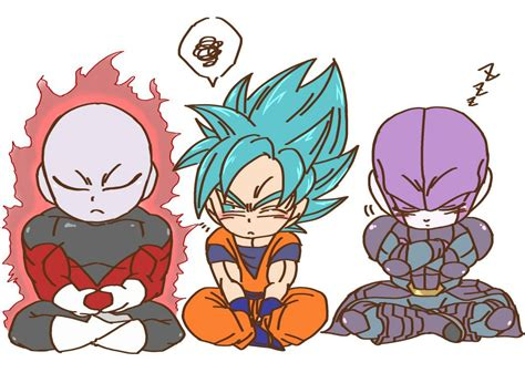imagenes de goku hit y jiren chibi jiren goku and hit chibi pinterest goku