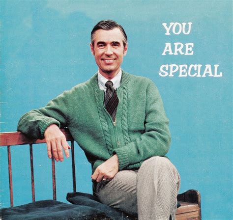Mr Ed Meme - mr rogers you are special awesome hilarious inspiring