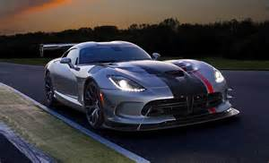 2016 dodge viper acr upgraded with significant