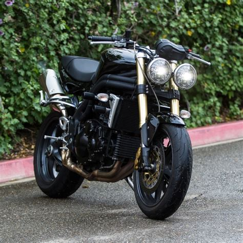 Motorrad Doppelscheinwerfer by Led Motorcycle Headlights Model 8690