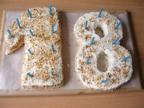 18 geburtstag kuchen rezept torte zum 18 geburtstag rezept images