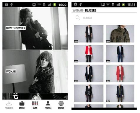 mobile zara zara lanza una app exclusiva para dispositivos m 243 viles