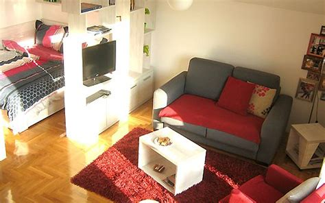 11 ways to divide a studio apartment into multiple rooms studio apartments ideas for interior decoration