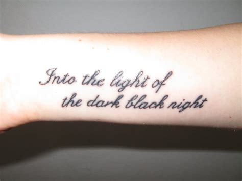 lyrics tattoo 33 beatles lyrics tattoos