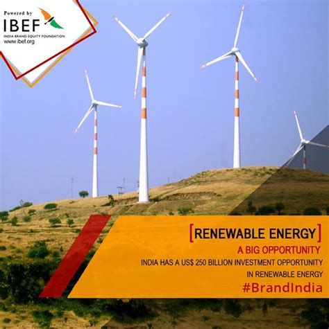 Mba For Renewable Energy Industry by India Can Attract Us 0 Billion Investment In