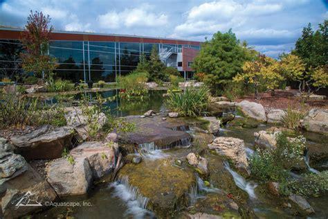Aquascape Ponds by Signature Pond Aquascape Construction