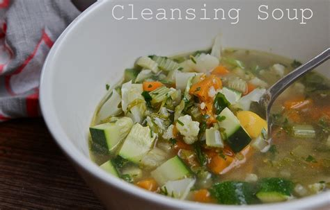 Clear Detox Soup by Schoeps Organic Cleansing Soup With Chicken
