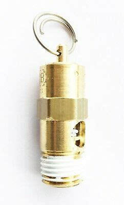 american  asme compressor safety valve fits  dewalt porter cable ebay