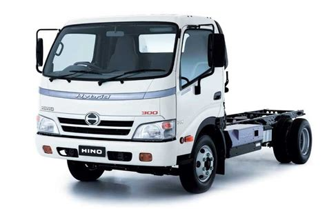 Mb 07mr Brush Flat 6 new hino 300 714 medium hybrid trucks for sale