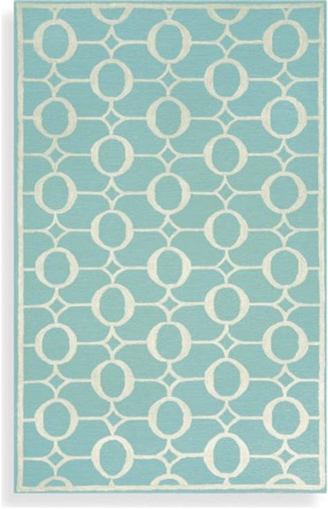 bed bath and beyond outdoor rugs spello arabesque aqua indoor outdoor rug contemporary