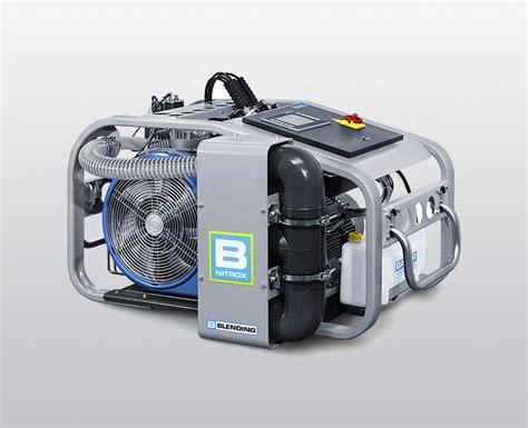 Compressor Bauer bauer nitrox kompressoren nitrox verdichten aber sicher