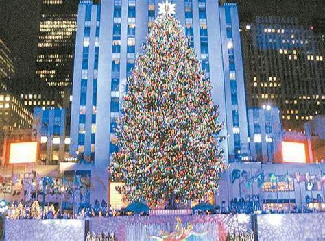 christmas tree lighting speech sles rockefeller center tree lighting 2013 winter 2013 2016 trees tree