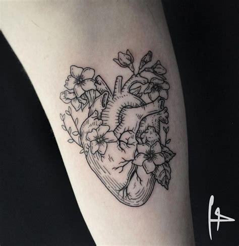 tattooed heart instagram anatomicalhearttattoo instagram photos and videos ink