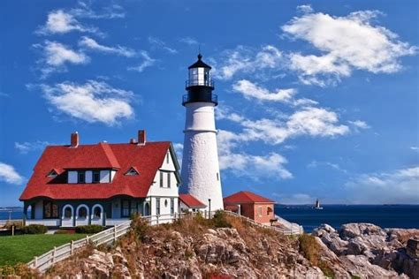 best lighthouses on the east coast drive the nation