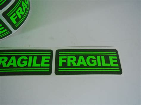 25 1x3 fragile labels stickers for shipping supplies office products fragile ebay