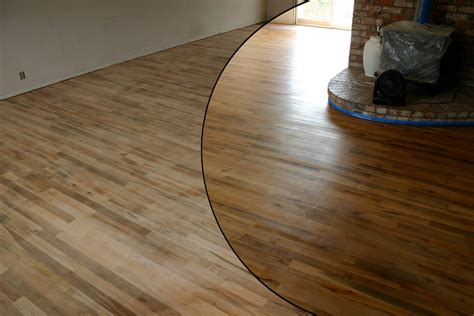 Renew Hardwood Floors by Nhance Wood Renewal Twinsburg Oh 44087 Angies List