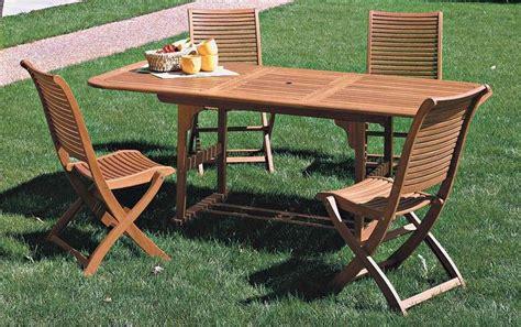 tavoli da giardino in legno prezzi tavoli da giardino in legno foto 24 40 design mag