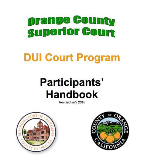 Orange County Court Records Orange County Dui Court Information Orange County Dui