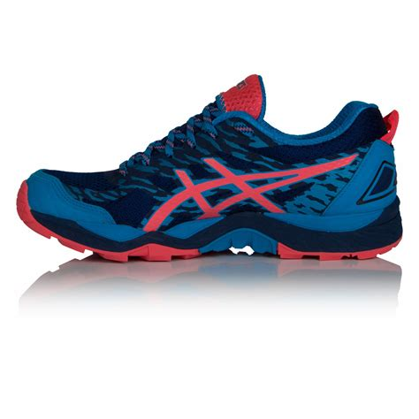 womens asics trail running shoes asics gel fujitrabuco 5 s trail running shoes ss17