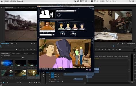 adobe premiere pro black and white martini storyboarding plug in now available for adobe