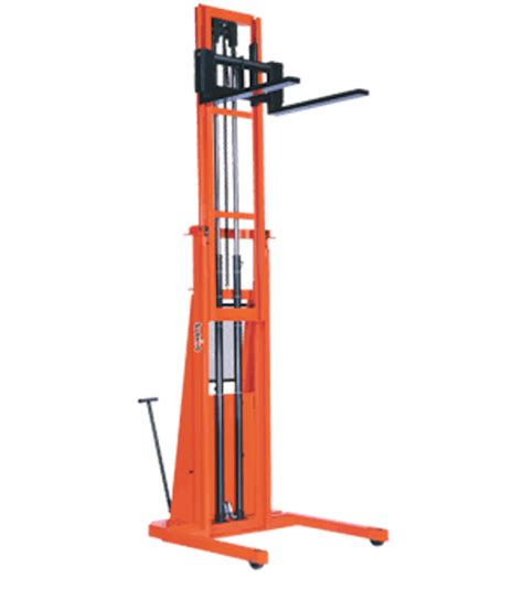 Presto Lifts Powered Straddle Pallet Stacker Psta27127