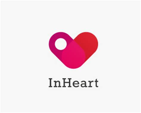 heart pattern logo heart logo designed by valentinelee0929 brandcrowd