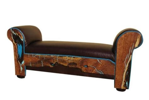 turquoise leather bench 17 best images about inlay on pinterest