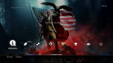 ps4 themes codes grab a patriotic ps4 theme and help veterans with call of