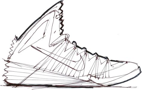 Basketball Shoe Coloring Page a detailed look at the nike hyperdunk 2013 sole obsessed