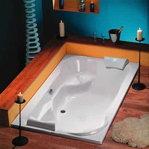 2 personen badewanne whirlpool exklusiv 200x120x45 cm badewanne duo 2 personen
