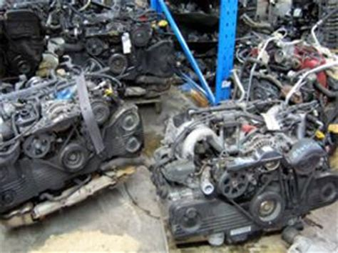 subaru engines used and recycled subaru engine supplier