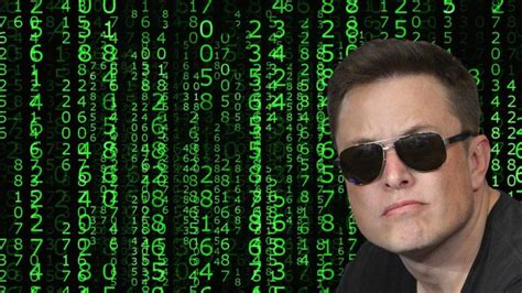 elon musk says we are living in a computer simulation elon musk odds are we re living in a simulation