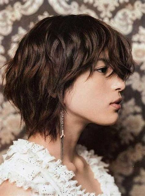 styling shaggy bob hair how to 15 short shaggy bob hairstyles bob hairstyles 2017