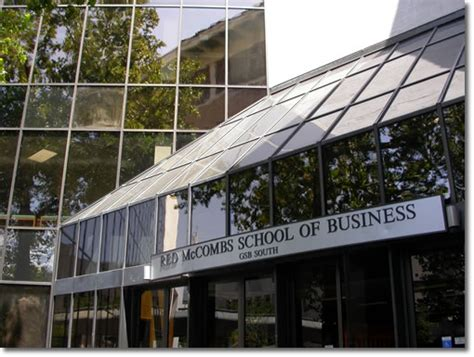 Mccombs Business School Mba by Yay Pictures Mccombs School Of Business
