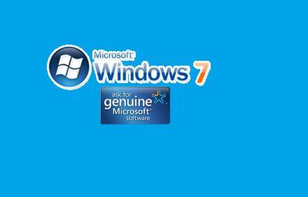 cara membuat genuine pada windows xp cara mudah aktivasi windows 7 menjadi genuine amru sobar