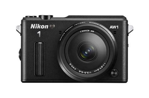 Kamera Nikon Underwater press release nikon 1 aw1 kamera mirrorless pertama tahan dalam kondisi ekstrim