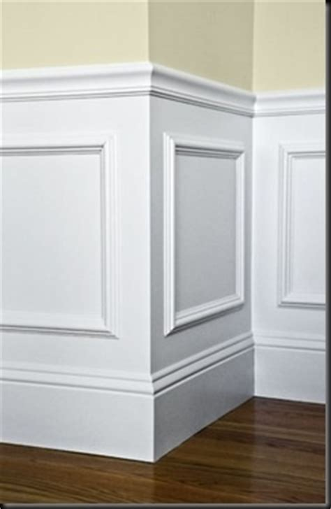 Wainscoting History Pingry Hill Homes 187 Wainscoting With Picture Frames Check