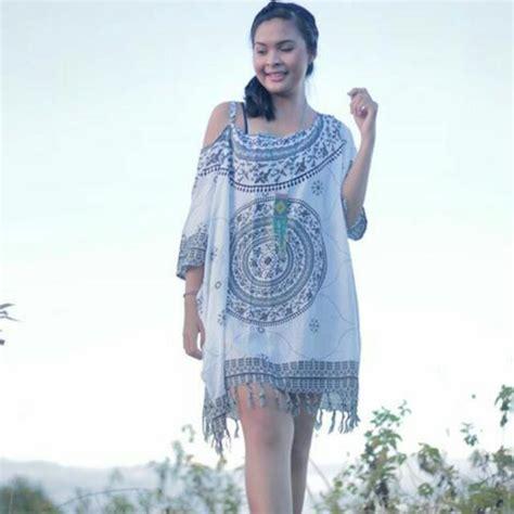 Baju Pantai Laki Laki bohemian grey baju pantai olshop fashion olshop wanita di carousell