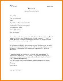 6  simple retirement letter   janitor resume