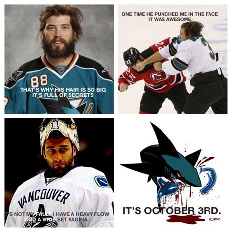 San Jose Sharks Meme - pin by trish on san jose sharks pinterest