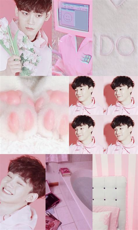 aesthetic wallpaper deviantart exo chen aesthetic wallpaper by nanaland on deviantart