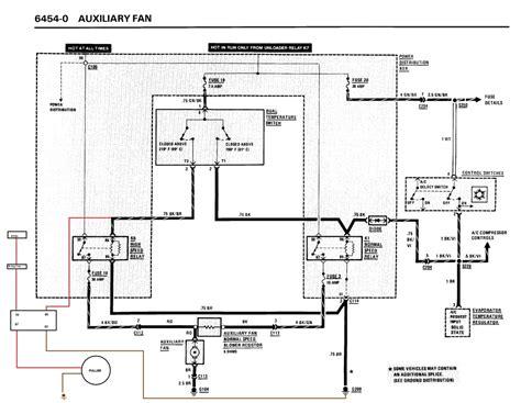 bmw e36 auxiliary fan wiring diagram 36 wiring diagram