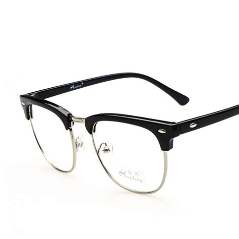classic eyeglasses frame optical glass frames