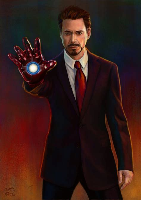 tony stark tony stark by slugette on deviantart