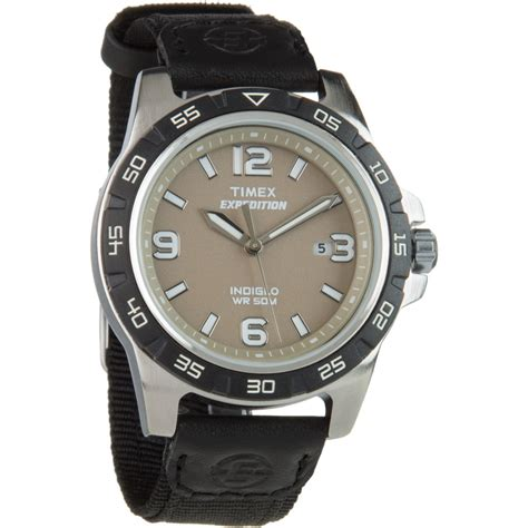 Rugged Watches by Timex Rugged Metal Analog S Backcountry