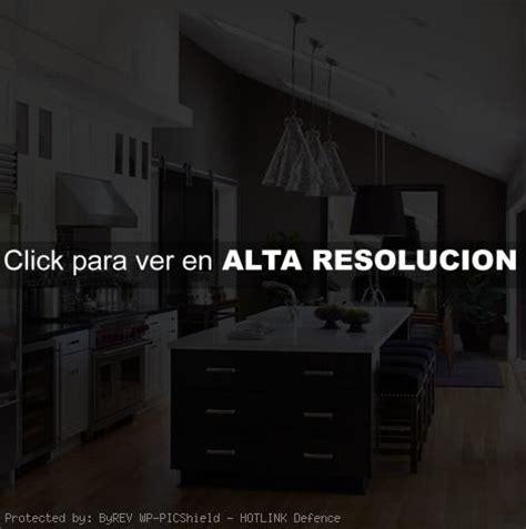 cocinas grandes modernas cocinas modernas con isla decoracion de interiores